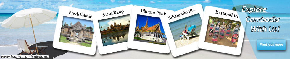 Explore Cambodia with Us